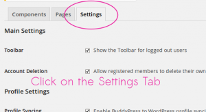 buddypress-settings-tab