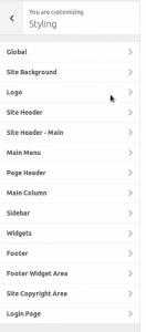 buddypress-community-builder-panel-styling-panel-sections
