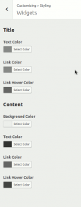 buddypress-community-builder-panel-styling-widget