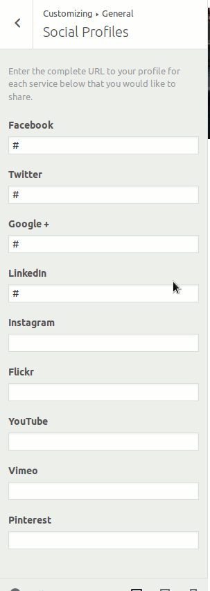 general-social-profiles