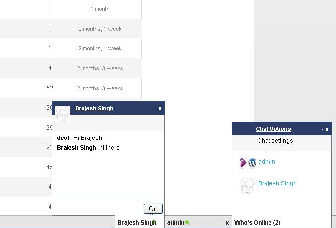 bp chat