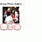 Manage Gallery Link
