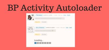 BP Activity Autoloader