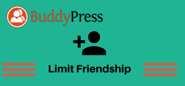 BuddyPress Limit Friendship