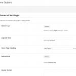 BuddyDocs Admin Options