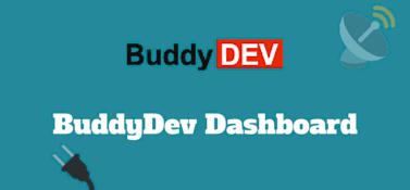 BuddyDev Dashboard