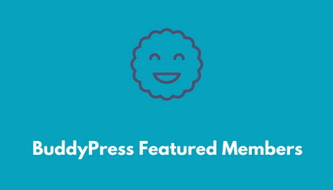 BuddyPress Featured Members