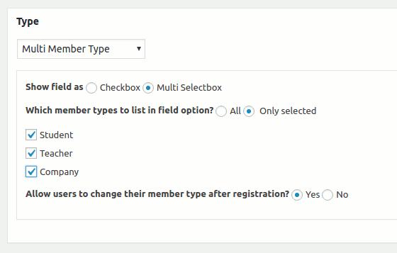 BuddyPress Member Types Pro • BuddyPress Plugins • BuddyDev