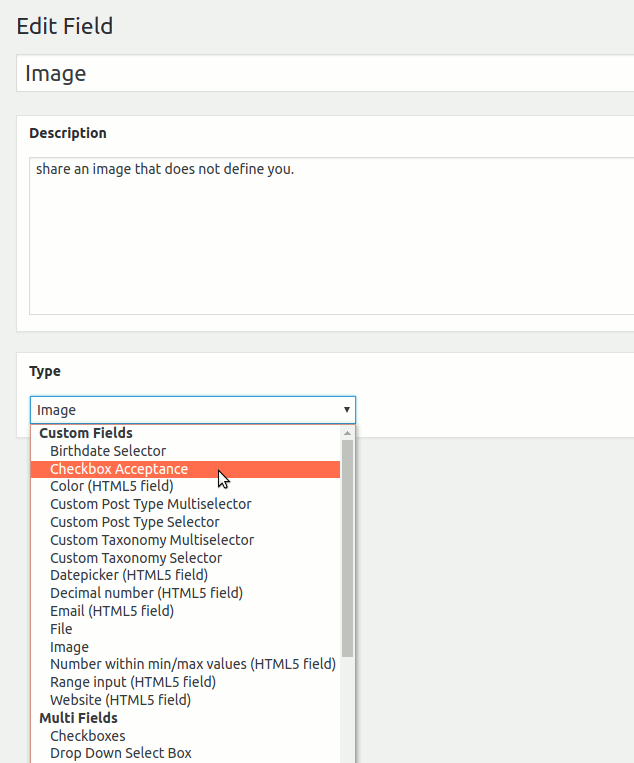 BuddyPress Xprofile Custom Field Types • BuddyPress Plugins