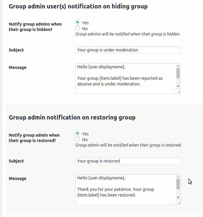BuddyPress Moderation Tools • BuddyPress Plugins • BuddyDev