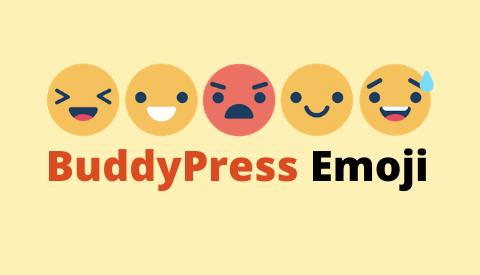 BuddyPress Emoji
