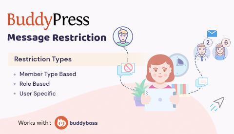 BuddyPress Message Restrictions
